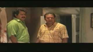 Vietnam Colony - Mohanlal and Innocent Dinner Scene