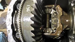 Backlash Ring & Pinion wear vs Spider gear wear