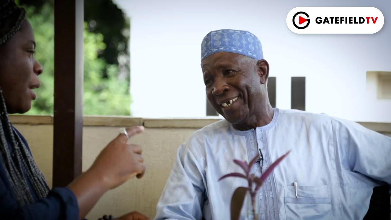 Download Buba Galadima, President Buhari's estranged friend exposes him