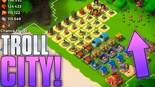 THIS BASE...Wow! Challenging Gearheart Tutorial! [Boom Beach]