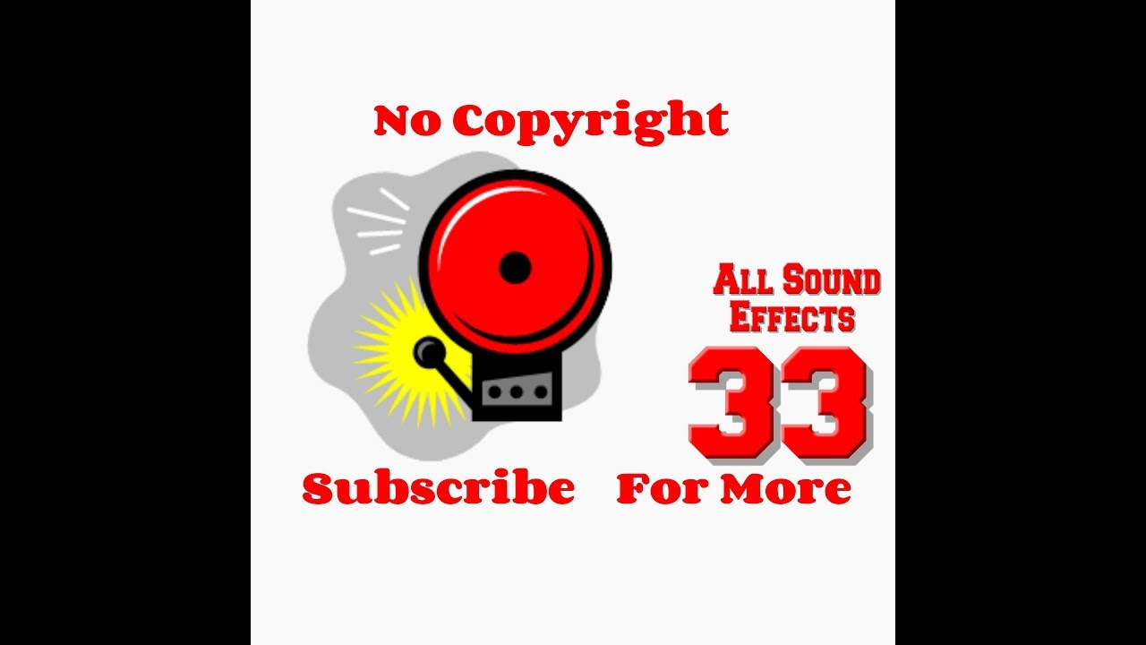 School Bell Sound Effect Free Download No Copyright