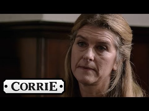 Coronation Street - Gina Betrays Sally at Her Trial