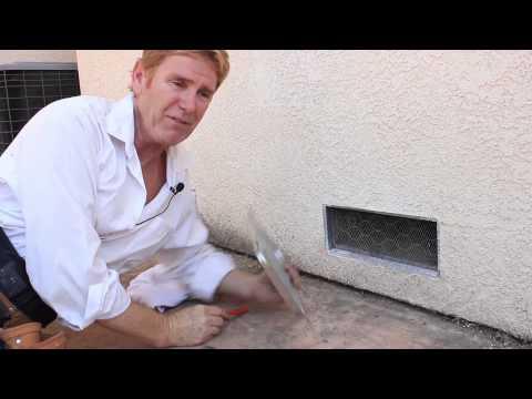 Stucco vents,  louvered stucco vents, Plaster vents