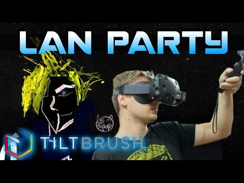 VR PAINTING - TILTBRUSH