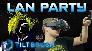 VR PAINTING - TILTBRUSH