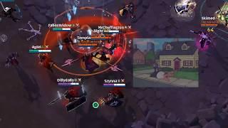 Albion Online - Open World PvP Skirmish - The Long Range AOE Monster