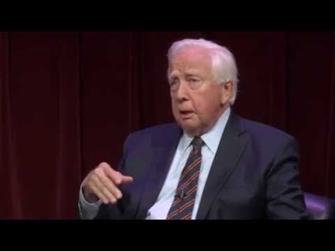 Speaker Series: David McCullough - YouTube