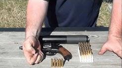 Suppressed Nagant revolver by ASA