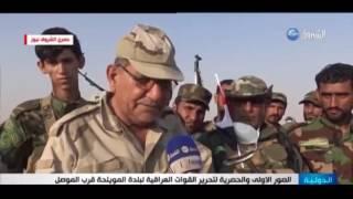 """صور حصرية لتحريربلدة المويلحة قرب الموصل من تنظيم """"داعش"""""""