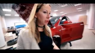 Tesla Model X, разбитая в хлам  Восстановление