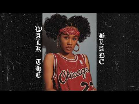 "Free Soulful 90s Old School Boom Bap Hip Hop Type Beat – ""Walk The Blade""  (Prod. GHAT$)"