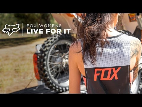 Fox Women's Presents | Live For It | Chaney Ranch