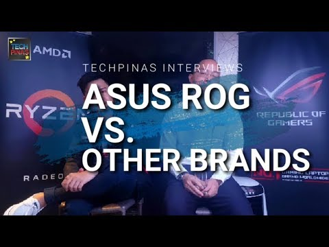 Asus ROG Gaming Laptops vs  Other Brands, What's The Advantage of Asus?