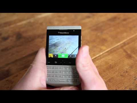Porsche Design BlackBerry P'9981 - Pocket-lint