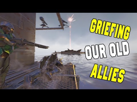 """""""GRIEFING OUR OLD ALLIES!!"""" - TRIBE WARS #4 