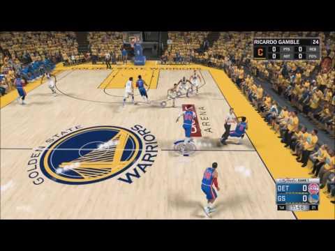 NBA 2K17: How to get Hall of fame Hustle Rebounder