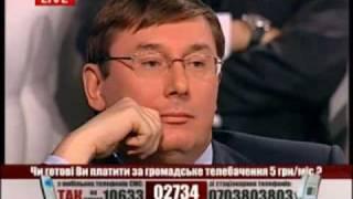 Шуфрич vs Луценко(На обвинения Шуфрича в адрес Луценко в пьянстве (инцидент в Германии), последний стал припоминать, как Шуфри..., 2009-12-12T11:34:42.000Z)