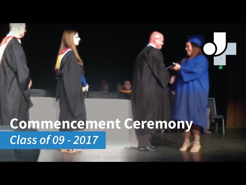 Ameritech College of Healthcare Commencement Ceremony - September 2017