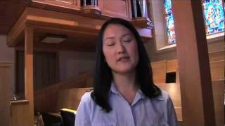Susan De Kam plays new Kegg pipe organ in Wausau