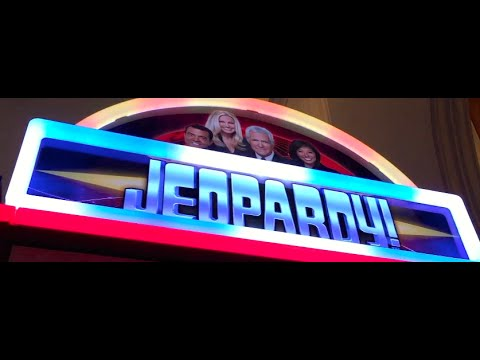 Jeopardy slot machine las vegas deuce poker training