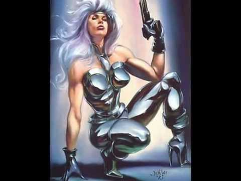 Silver Sable Tribute