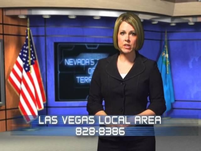 Nevada's Seven Signs of Terrorism