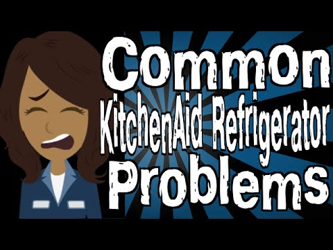 Kitchenaid Problems Solutions