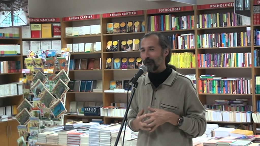 Lansare carte de versuri semnată cu pseudonim
