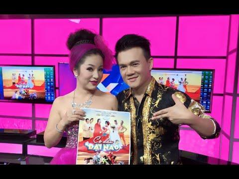 """Talkshow Hài Thúy Nga giới thiệu DVD """"Cô Dâu Đại Náo"""" (Vietface TV)"""