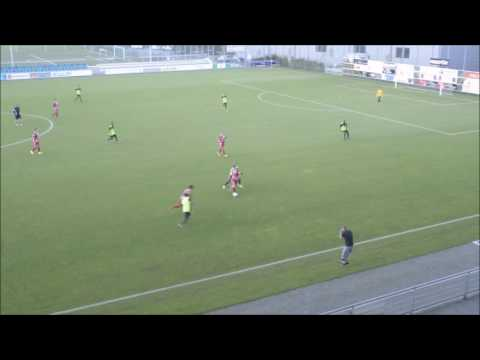 Fc Differdange 03 (D1 Luxembourg) vs Evina Football Camp