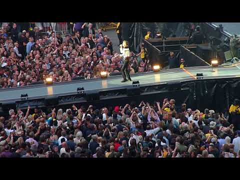 The Rolling Stones - Paint It Black - London Stadium - May 2018