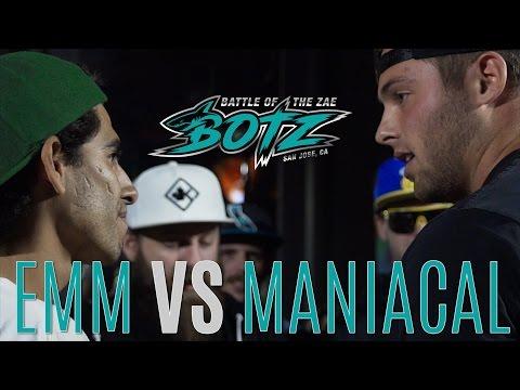 #BOTZ Tryouts - Emm vs Maniacal