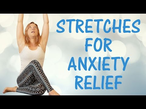 Gentle Stretches for Anxiety & Panic Attacks, Complete Beginners Yoga with Taryn, 20 Minute Stretch