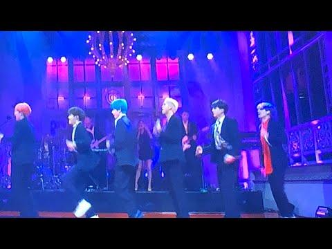 BTS On Saturday Night Live Makes #BTSxSNL First On Twitter Worldwide Trends