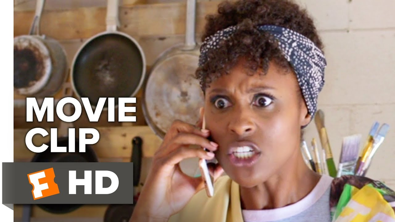 Little Movie Clip - Jordan Tells April to be Awake When She Calls (2019)    Movieclips Coming Soon