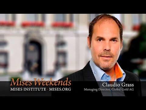 Claudio Grass: The Swiss Vote on Fractional Reserve Banking