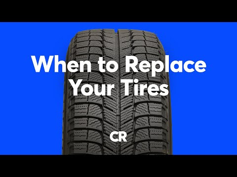 When to Replace Your Tires | Consumer Reports