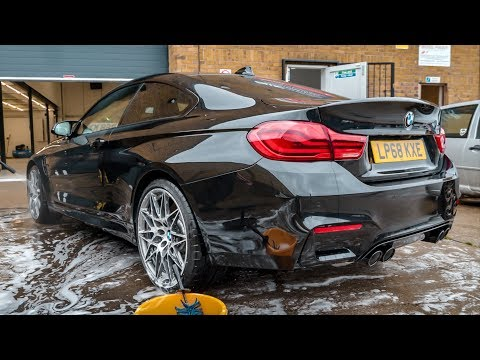 MY BRAND NEW!! BMW M4 *CERAMIC COATED*