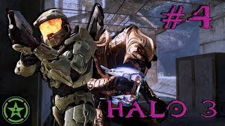 The End? - Halo 3: LASO Part 4 | Let's Play
