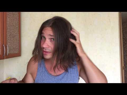 Как отращивать длинные волосы мужчине