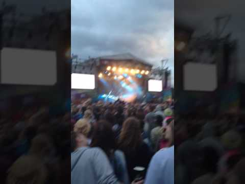 Tinie Tempah V Festival 2015 Weston Park