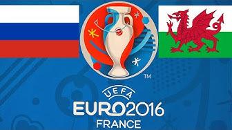 FIFA 16 EM-PROGNOSE #28 - RUSSLAND : WALES