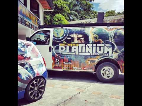 DEMBOW CHANGA PLATINIUM CAR AUDIO DJ ALI 2017