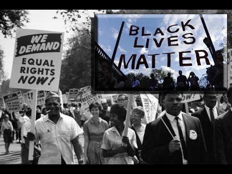 Black lives Matter vs the Original Civil Rights movement ...