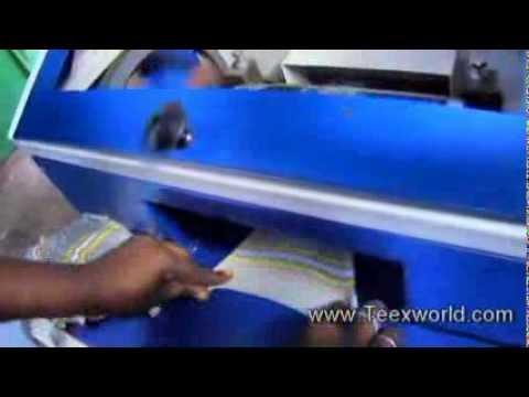 Teexworld Automatics Covai yarn waste banian yarn waste banian waste banian waste machine banian was