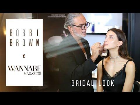 Bridal Look: Bobbi Brown makeup tutorial