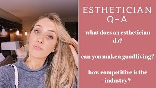 Esthetician Q+A: Responding to Your Comments!