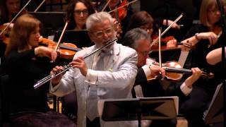 danny boy performed by the rt national symphony orchestra with sir james galway audience