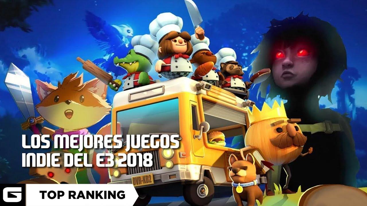 Top Ranking Los Mejores Juegos Indie Del E3 2018 Youtube