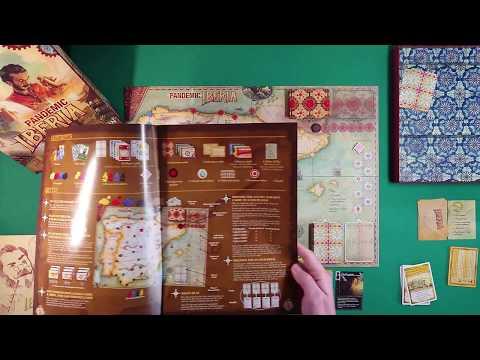 Iberia [2] Как играть в Pandemic Iberia, краткое изложение правил игры